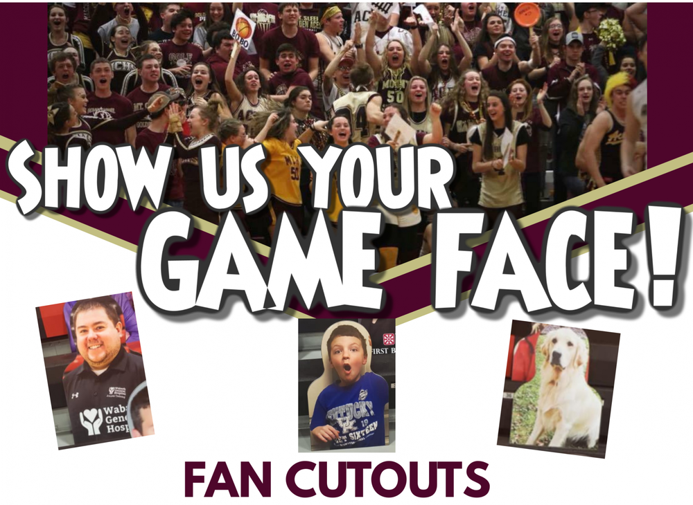 SHOW US YOUR GAME FACE!!
