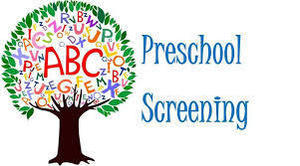 SECOND Preschool Screening